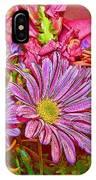 Flower Power 2 IPhone Case