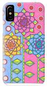 Flower Power 2 IPhone X Case