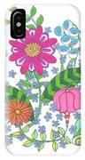 Flower Power 3 IPhone X Case
