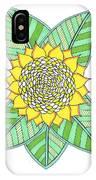 Flower Power 6 IPhone X Case
