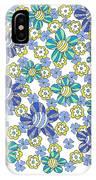 Flower Power 7 IPhone X Case