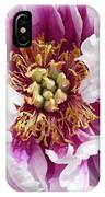 Flower Power In Pink IPhone Case
