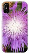 Flower Snowflake IPhone Case