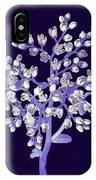 Flower Tree IPhone Case