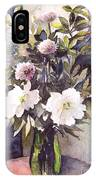 Flower Vase IPhone Case