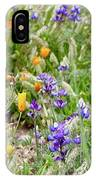Flower Whispers IPhone Case