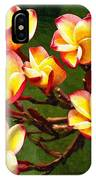 Flowerage IPhone Case