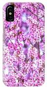 Flowering Plum Blossoms. IPhone Case