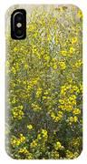 Flowering Tarweed IPhone Case