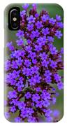 Flower_lavender 1072v IPhone Case