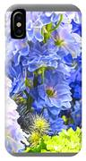 Flowers 41 IPhone Case
