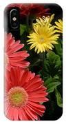 Flowers 728 IPhone Case