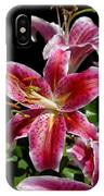 Flowers 733 IPhone Case