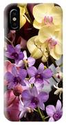 Flowers 868 IPhone Case