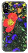 Flowers After Mass IPhone Case