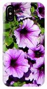 Flowers Alaska July  IPhone Case