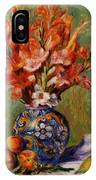 Flowers And Fruit 1889 IPhone Case