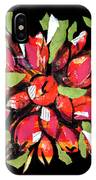 Flowers, Art Collage IPhone Case