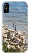Flowers At The Lake IPhone Case
