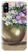 Flowers,still Life IPhone Case