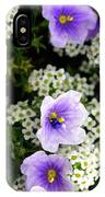 Flowers Etc IPhone Case