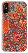Flowers For Fleet Foxes IPhone Case