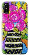 Flowers For Joujou IPhone Case