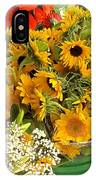 Flowers For Sale IPhone Case
