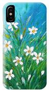 Flowers From Nature IPhone Case