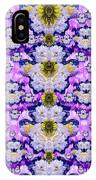 Flowers From Sky Bringing Love And Life IPhone Case