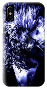 Flowers In Velvety Tones IPhone Case