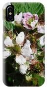 Flowers Of Berries IPhone Case