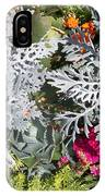 Flowers Of Boca I IPhone Case