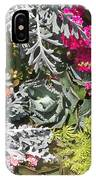 Flowers Of Boca II IPhone Case