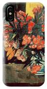 Flowers Of France IPhone Case