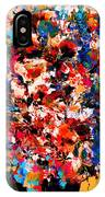 Flowers Of Love IPhone Case