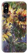Flowers Of The Gods IPhone Case