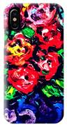 Flowers Study 71916 IPhone Case