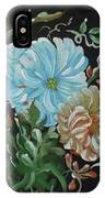 Flowers Surreal IPhone Case