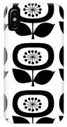 Flower 2 Group  IPhone Case