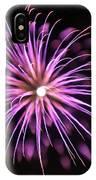 Flowerworks #36 IPhone Case