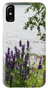 Flowing Beauty IPhone Case