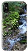 Flowing Creek IPhone Case