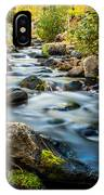 Flowing Creek IPhone Case