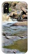 Flowing Over The Rocks IPhone X Case