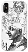 Fludds Mental Faculties, 1617 IPhone Case