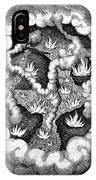 Fludds Primordial Fires, 1617 IPhone Case