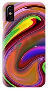 Fluid Colour IPhone Case