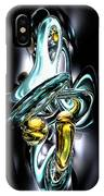 Fluidity Abstract IPhone Case