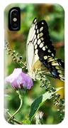 Flutter By 102110 IPhone Case